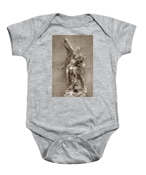 Mercury And Psyche Baby Onesie