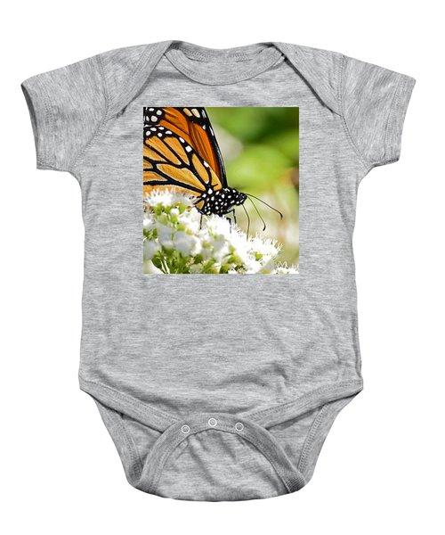 Monarch Moment Baby Onesie