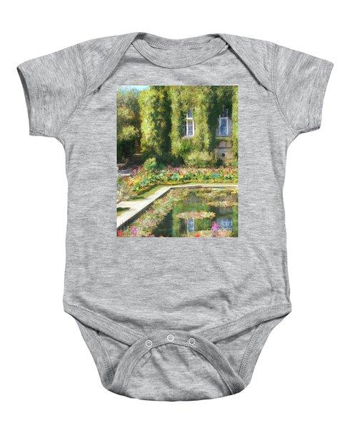 Monet Hommage 1 Baby Onesie