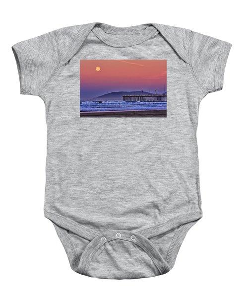 Moonset Baby Onesie