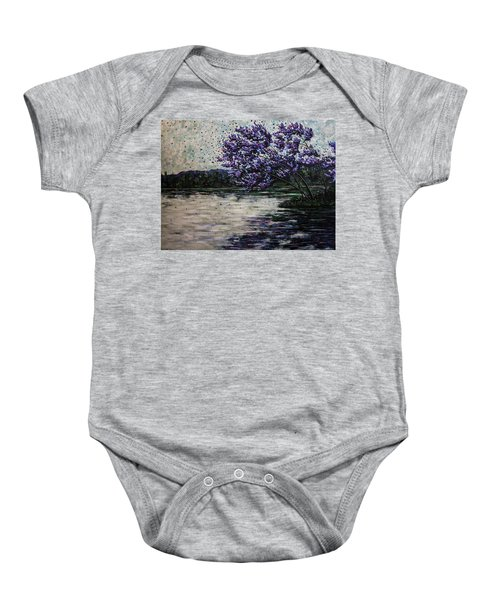 Morning Reflections Baby Onesie