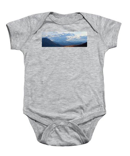 Mt. Denali Baby Onesie