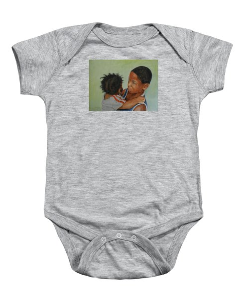 My Brother's Keeper Baby Onesie