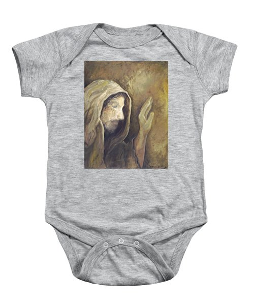 My Savior - My God Baby Onesie