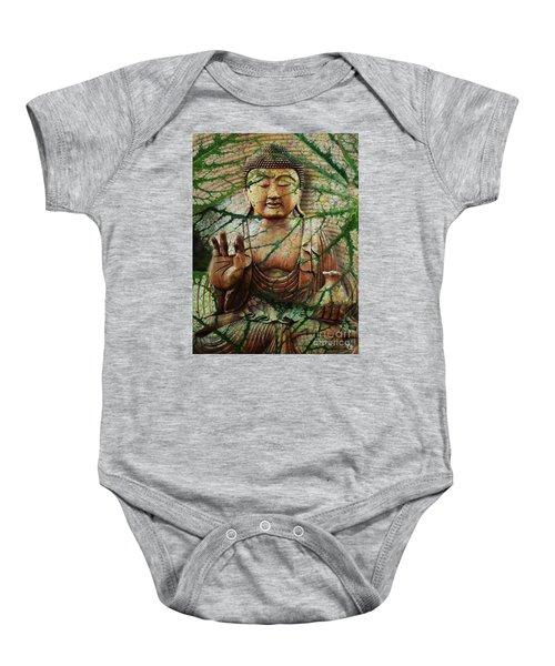 Natural Nirvana Baby Onesie