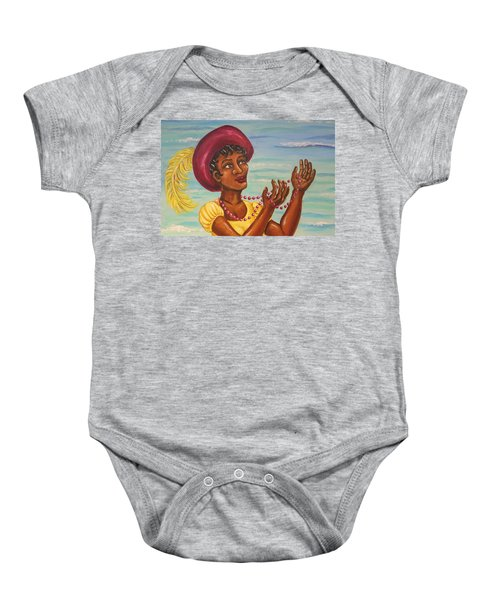 New Orleans Images 39 Baby Onesie