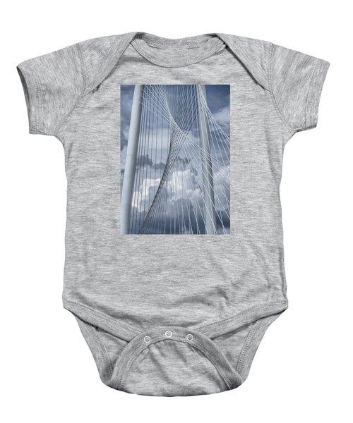 New Skyline Bridge Baby Onesie