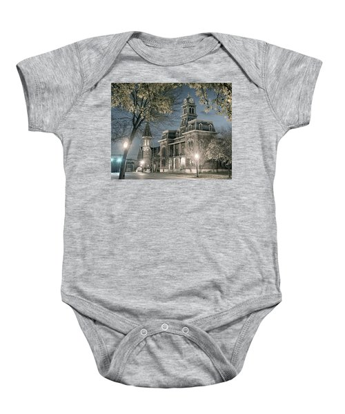 Night Court Baby Onesie