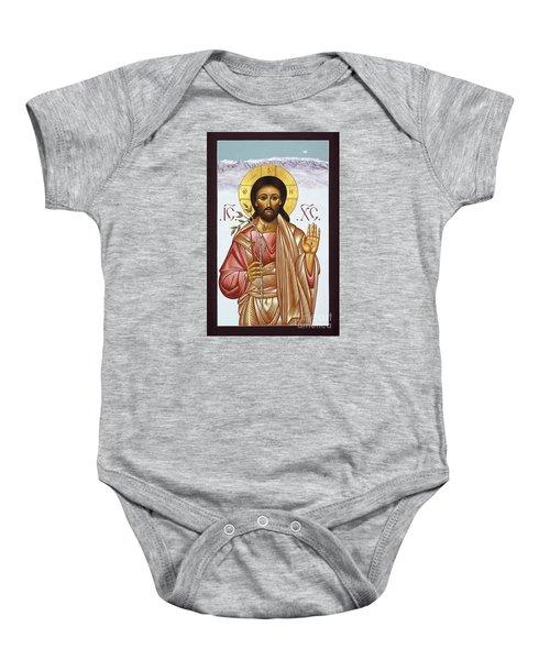 Nuestro Salvador De Las Sandias 012 Baby Onesie