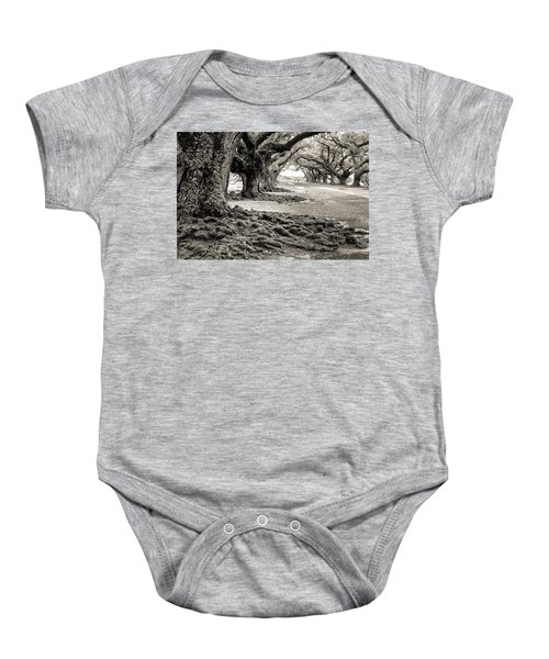 Oak Alley Baby Onesie