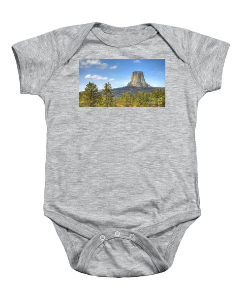 Old As The Hills Baby Onesie