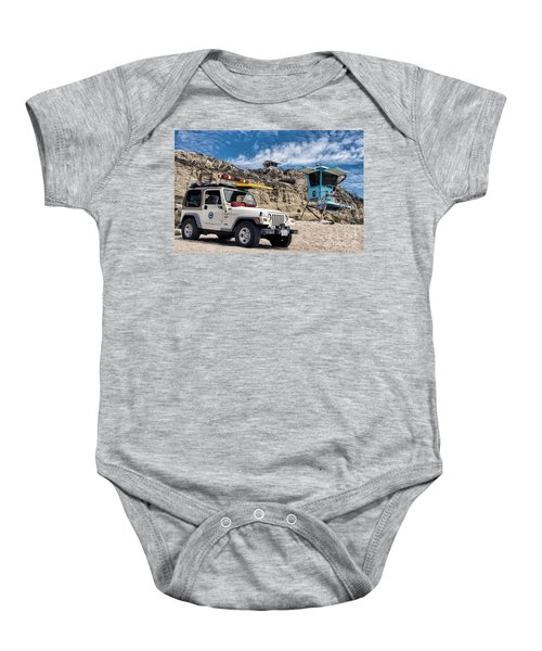 On Duty Baby Onesie
