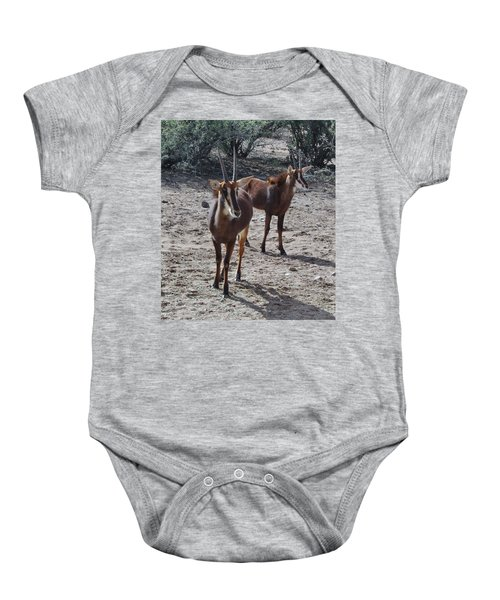 Out Of Africa B Baby Onesie