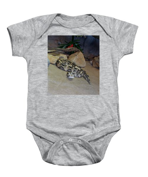 Out Of Africa Viper 2 Baby Onesie