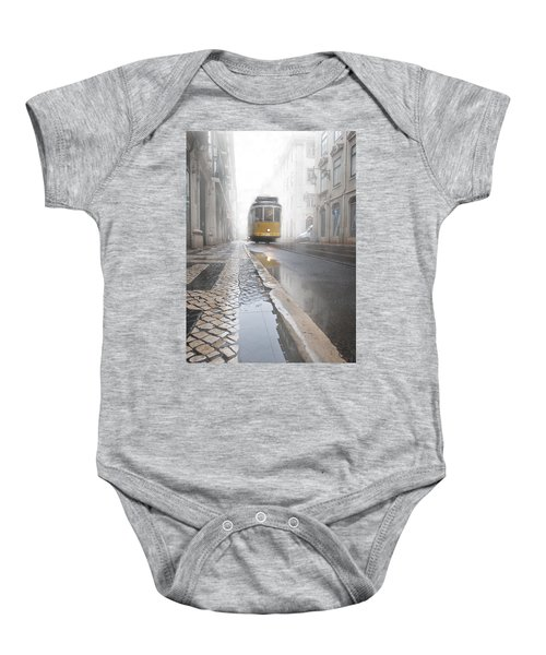 Out Of The Haze Baby Onesie