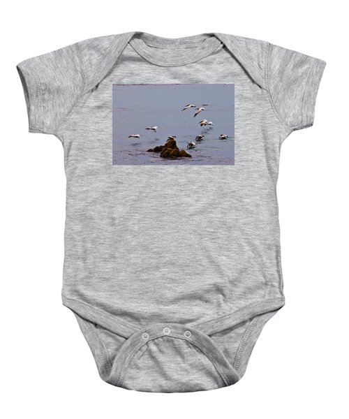Pacific Landing Baby Onesie