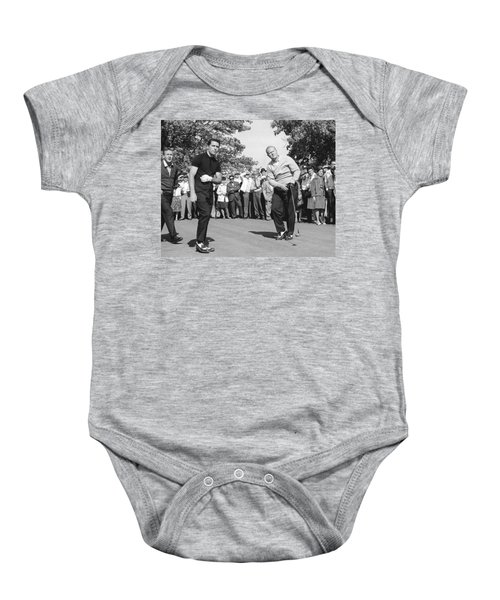 Palmer, Player And Nicklaus Baby Onesie