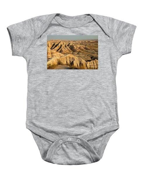 Panorama Point Badlands National Park Baby Onesie