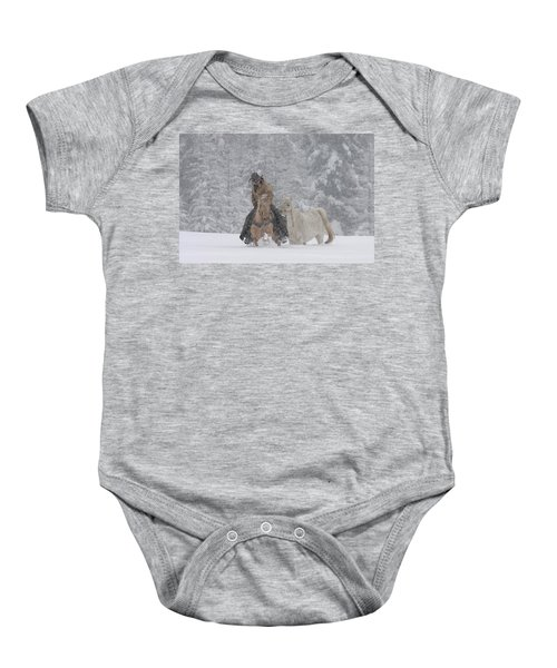 Persevere Through All Baby Onesie