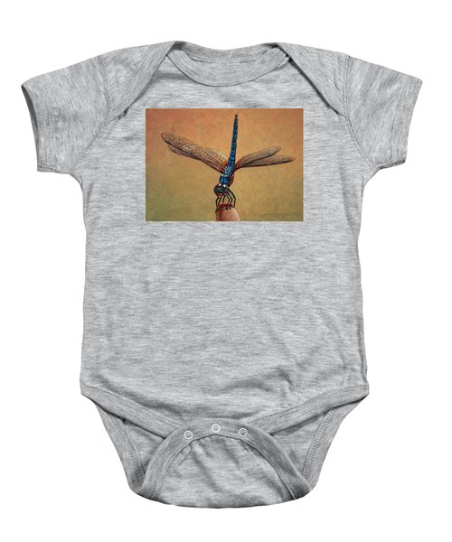 Pet Dragonfly Baby Onesie