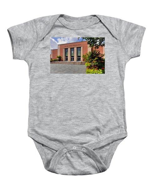 Phi Beta Kappa Hall Baby Onesie