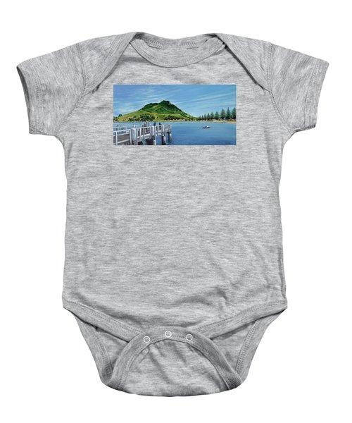 Pilot Bay 280307 Baby Onesie