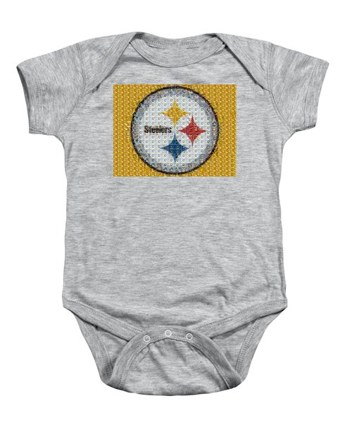 dd1364a93 Ben Roethlisberger Jersey. Dan Sproul.  25. View Similar Art. Pittsburgh  Steelers Mosaic Logo Baby Onesie
