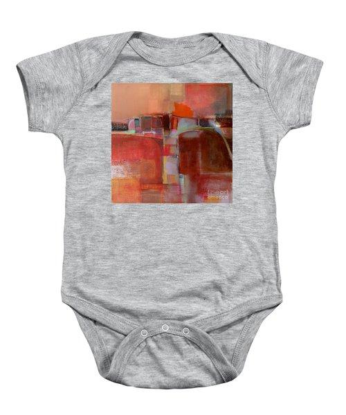 Pont Des Arts Baby Onesie