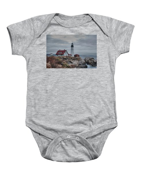 Portland Headlight 14456 Baby Onesie