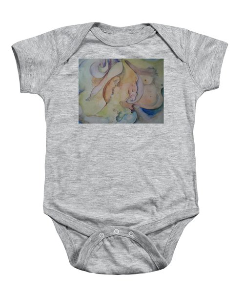 Pregnant With Desire One Baby Onesie