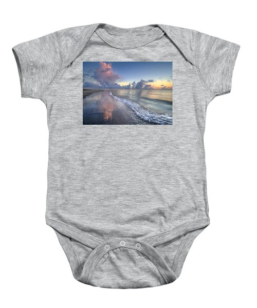 Quiet Morning Baby Onesie