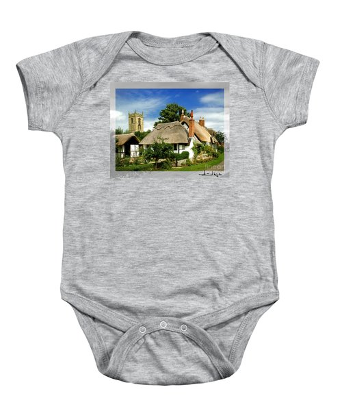 Quintessential Home Baby Onesie