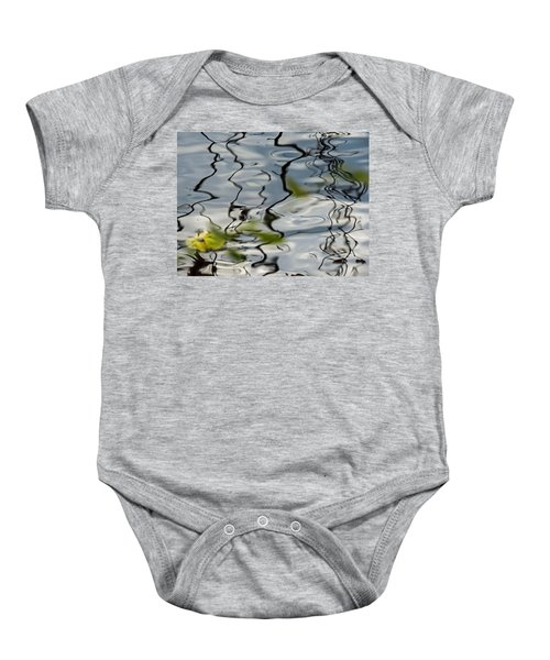Reflected Baby Onesie