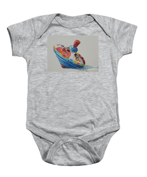 Remember When?...sold  Baby Onesie