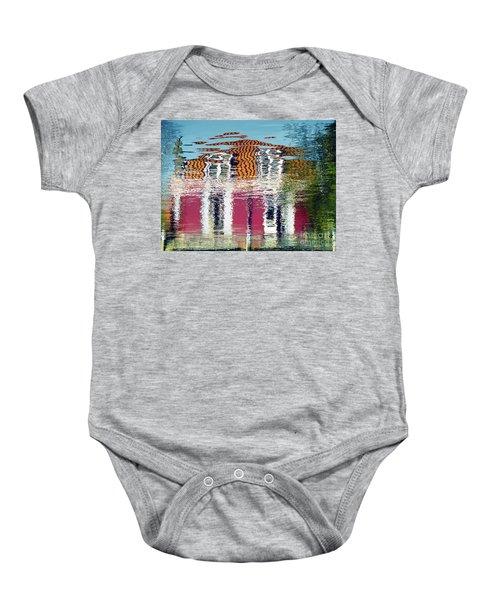 River House Baby Onesie