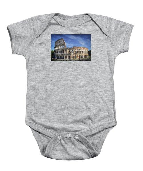 Roman Icon Baby Onesie