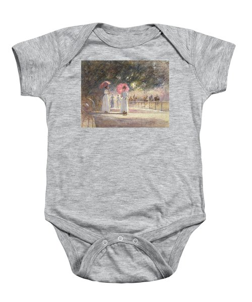 Rotten Row Baby Onesie by Harry Fidler