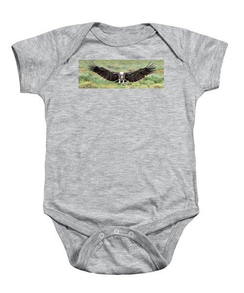 Ruppells Griffon Vulture Gyps Baby Onesie