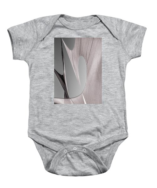 Sailcloth Abstract Number 2 Baby Onesie