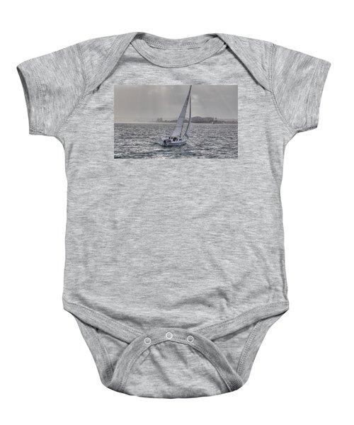 Sailing Bliss  Baby Onesie