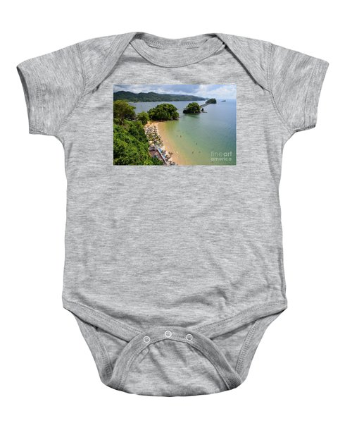 Samana In Dominican Republic Baby Onesie