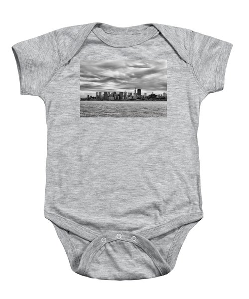 San Francisco Bay Baby Onesie