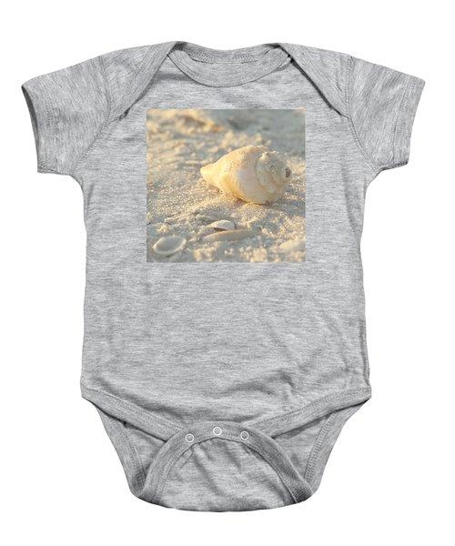 Sea Shells Baby Onesie