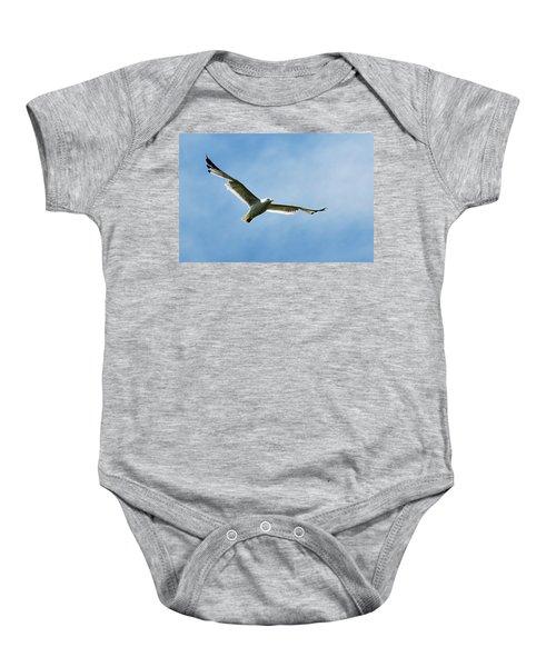 Seagull Baby Onesie
