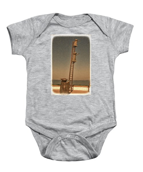 Searching For Anwers Baby Onesie