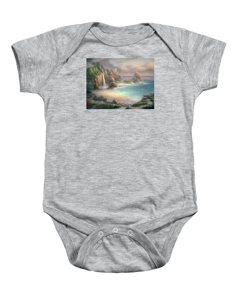 Secret Place Baby Onesie