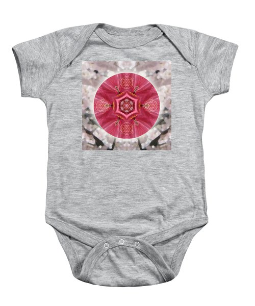 Seeds Of Transformation Baby Onesie