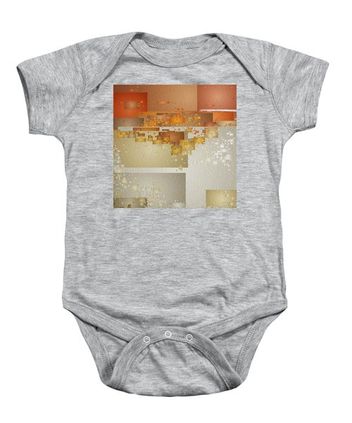 Shaken At Sunset Baby Onesie