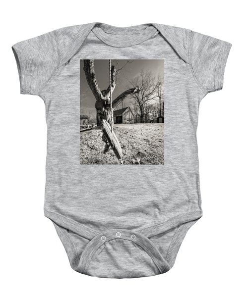 Simple Pleasures Baby Onesie
