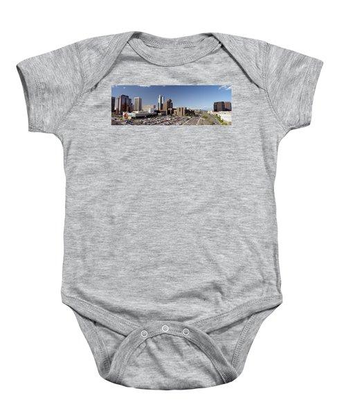 Skyscrapers In A City, Phoenix Baby Onesie